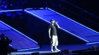 "Eminem ""Not Afraid"" - Live @ Stade de France, Paris - 22/08/2013 [HD]"