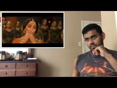Tabaah Ho Gaye - Kalank Madhuri, Varun & Alia Shreya Pritam Amitabh Abhishek American Reaction
