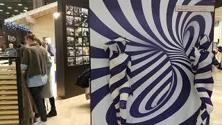 Смотреть видео Я на строительной выставке в Крокус-Сити Москва онлайн