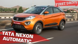 2018 Tata Nexon AMT Review | 5 things you need to know | ZigWheels.com