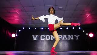 V COMPANY | DIPLOMA STUDENT | LAKSHITA DUBEY | A THOUSAND YEARS | CONTEMPORARY DANCE CHOREOGRAPHY
