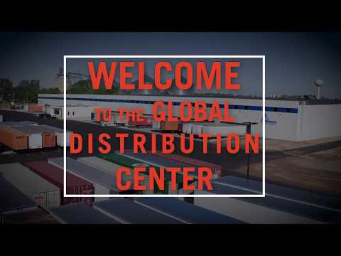 Alliance Laundry Systems Global Distribution Center