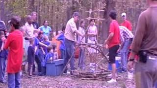 Boy Scouts - Huntsville - Catapult 2009
