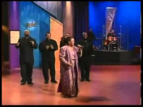 Shirley Caesar sings ONE MORE BATTLE TO FIGHT