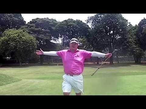 8th Hole ZZ Birdie Putt Asia Pattaya Golf Course Thailand