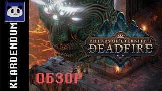 Краткий обзор: Pillars of Eternity II: Deadfire (4.x с DLC)