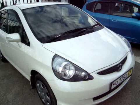 Продажа Honda Fit в Краснодаре