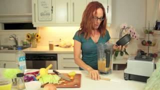 Raw Vegan Creamy Carrot Cabbage Dish/preventative Medicine | Dara Dubinet