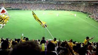 阪神タイガース 応援 試合前 東京ドーム くたばれ読売