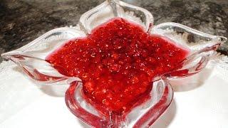 видео Повидло из красной смородины: пошаговый рецепт