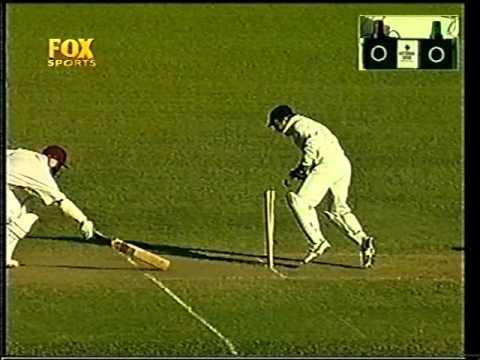 Why does Australia cheat at cricket? More evidence. Ian Healy vs Brian Lara