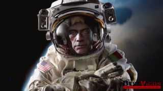 А Ван Дамм всё не унимается • Ван Дамм в космосе