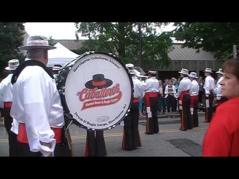 Hawthorne Caballeros Alumni - Memorial Day Parade 2017 - Hawthorne, NJ 5/29/17