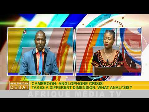 PAN AFRICAN DEBATE CAMEROON AND ZIMBABWE OF DEC 09 2017