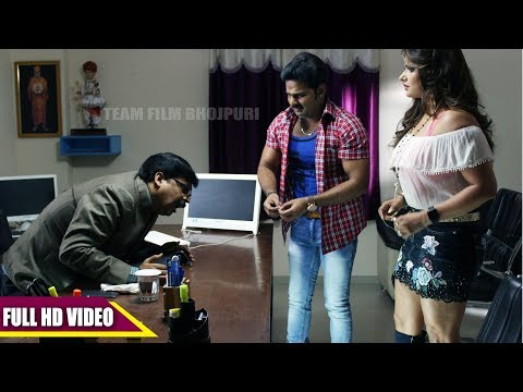 Pawan Singh || हेतना उघार के चलबू तs || Madhu Sharma || Comedy Scene Bhojpuri Movie CHALLENGE