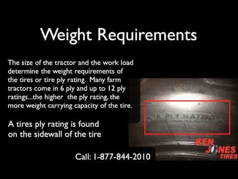 Choosing the Right Farm Tractor Tire