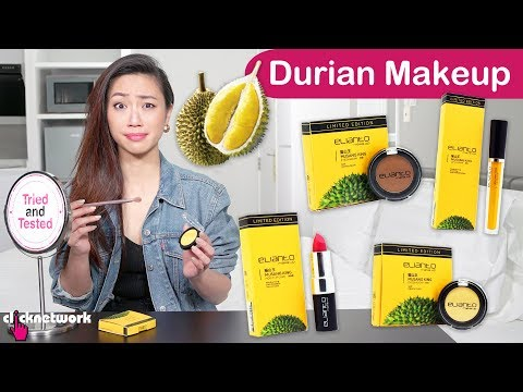 Durian Makeup - Tried and Tested: EP138