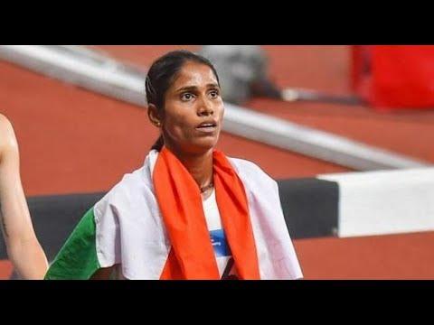 18th Asian Games 2018 | Raebareli की Sudha Singh ने 3,000 मीटर Steeple Chase में Silver medal जीता।