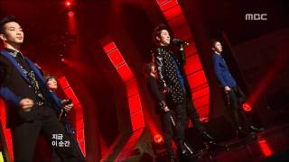 MBLAQ - Oh Yeah, 엠블랙 - 오 예, Music Core 20091031