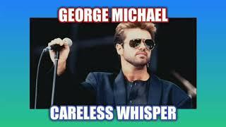 George  Michael - Careless Whisper lyrics #georgemichael #carelesswhisper #music #musicaeningles