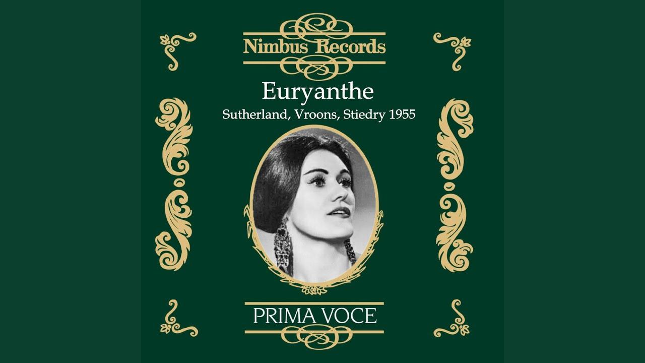 Euryanthe, Act II: Leuchtend füllt die Königshallen