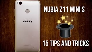 Nubia Z11 Mini S - 15 Tips and Tricks