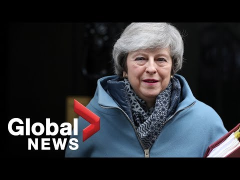 Brexit: May suffers another embarrassing defeat on strategy Mp3