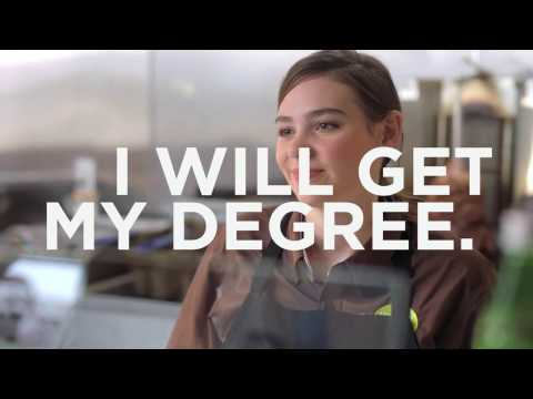 Valencia College - I Will Get My Degree (Schedule Options) web