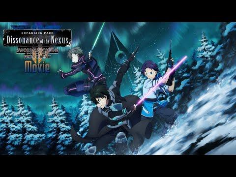 Sword Art Online: Fatal Bullet- Dissonance Of The Nexus Expansion Movie
