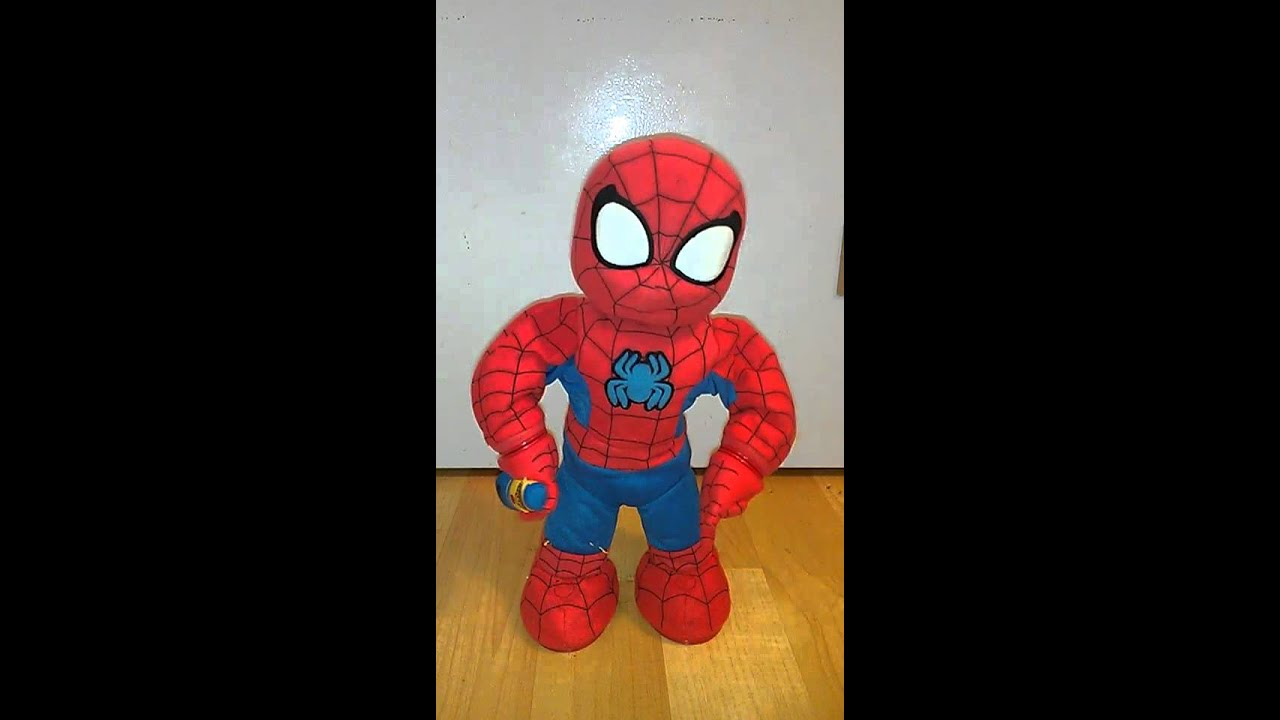 Singing And Dancing Spiderman YouTube - Awesome video baby spiderman dancing