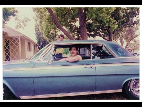 The Cars are the Stars in Whittier, California - Our Road Trip March 1983.