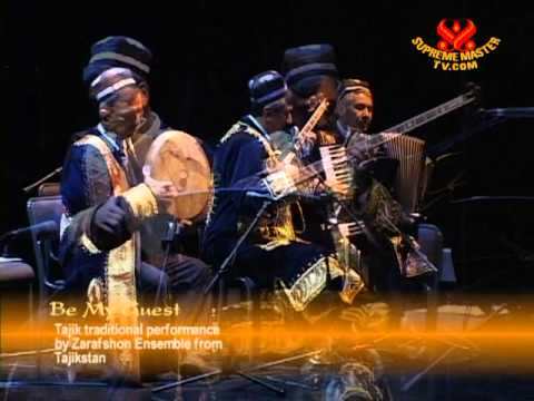 Traditional Music and Dance Performances from Central Asia