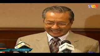 Anwar Tak Tahu Ekonomi - Tun Mahathir
