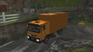 Farming Simulator 2015 - Garbage on Bjornholm