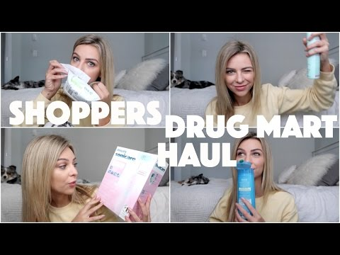 Shoppers Drug Mart Haul | NEW PRODUCTS