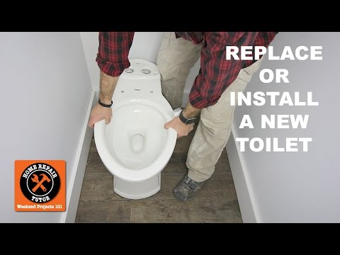 American Standard Toilets...How To Install The VorMax (Step-by-Step)