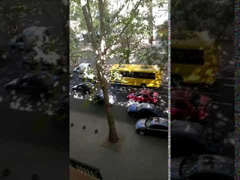Moy gorod: Пробка на Никольской (22 сентября)