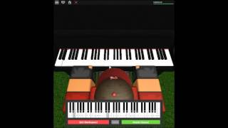 Lux Aeterna - Requiem for a Dream de: Clint Mansell sur un piano ROBLOX.