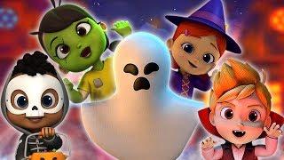 Fröhliches Halloween   Halloween Lieder auf Deutsch   Happy Halloween   Kids Tv Deutschland