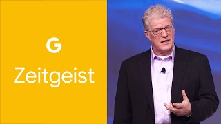 Where Can Our Hunger for Discovery Take Us? | Sir Ken Robinson | Google Zeitgeist