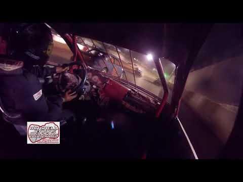 Blake Stewart Stinger In Car Rome Speedway 9/3/17!