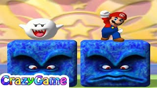 Mario Party 5 - All Survival Minigames Gameplay