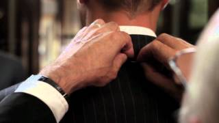 Portraits of Craftsmanship: Made to Measure Suits
