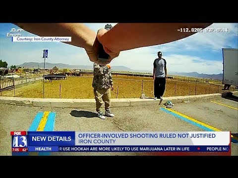 Video of officer-involved shooting released (WARNING: May be considered disturbing)