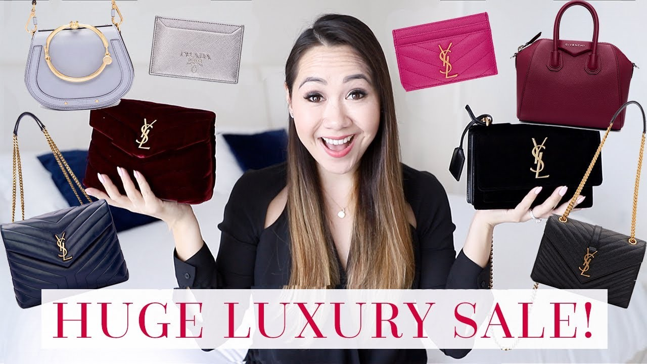 7d2f51536427 THE BIGGEST LUXURY BAG BLACK FRIDAY SALE IS LIVE! Chase Amie