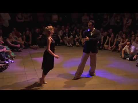 Nice Tango Milonga Dance