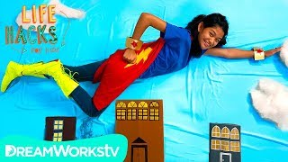 Superhero Instagram Wall | LIFE HACKS FOR KIDS