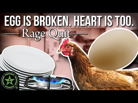 For the Colonel! - Egg Is Broken. Heart Is Too. | Rage Quit