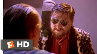 Kamikaze '89 (1983) - The Chief Scene (7/8) | Movieclips