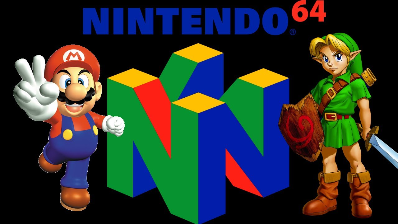N64 Classic Mini - Why N64 Mini Could be the Best Retro Console With